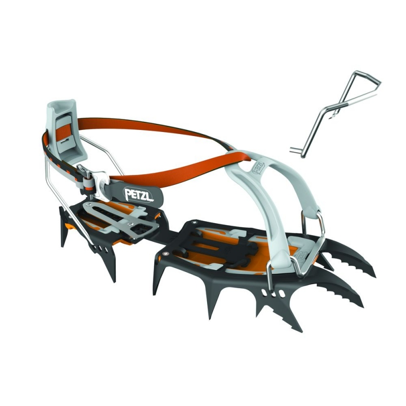 Horolezecké vybavení - PETZL Sarken
