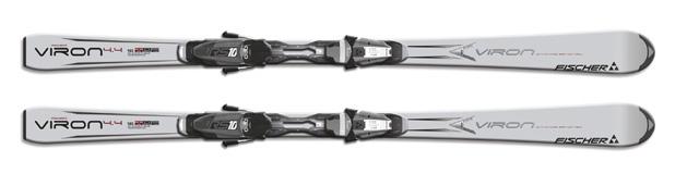 Fischer VIRON 4.4 PR + RS 10 Powerrail - 165 cm