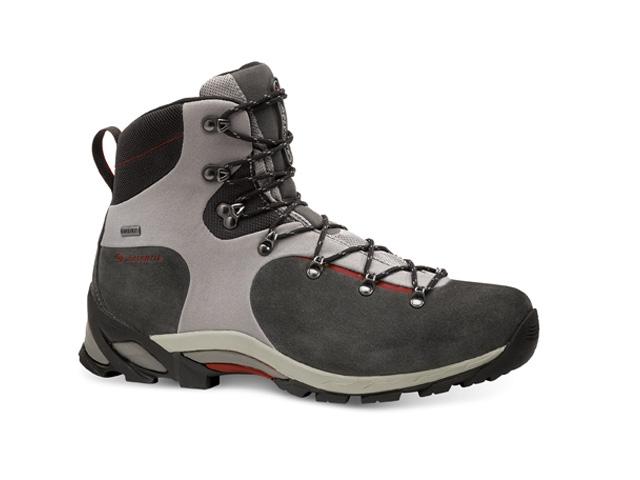Dolomite trekové boty LINX GTX - UK 10,5 šedá/červená