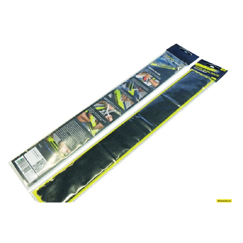 Fischer stoupací pásy TWIN SKIN RACE (100% mohair) 2016/17 - 410 cm černá