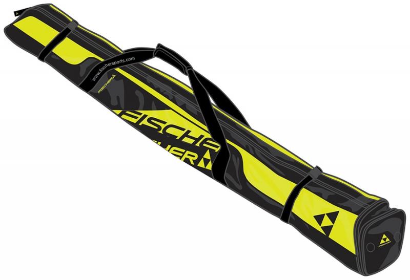 Obal na lyže Fischer ALPINE RACE 1 pár - 175/190 cm