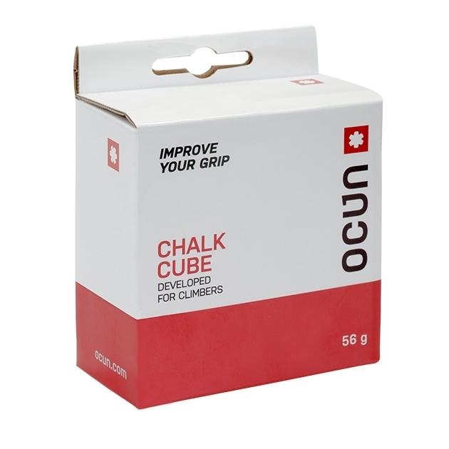 Lezecké vybavení - Ocún Chalk CUBE 56 g