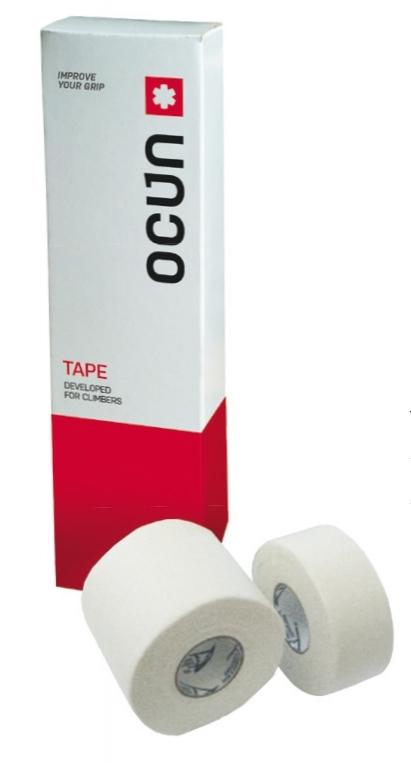 Lezecké vybavení - Ocún TAPE Box 25mm x 10m - pack 8