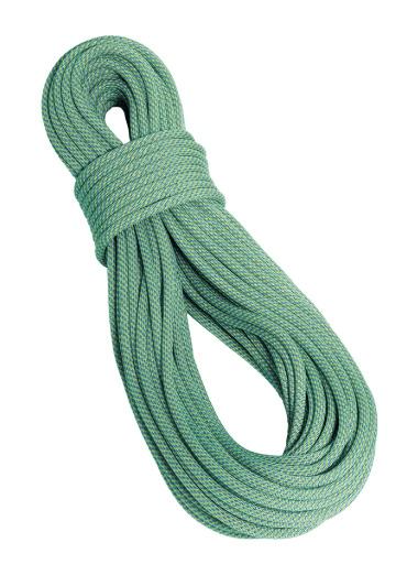 Tendon Hattrick 9,9 mm - 70 m - Standard (zelená/modrá)