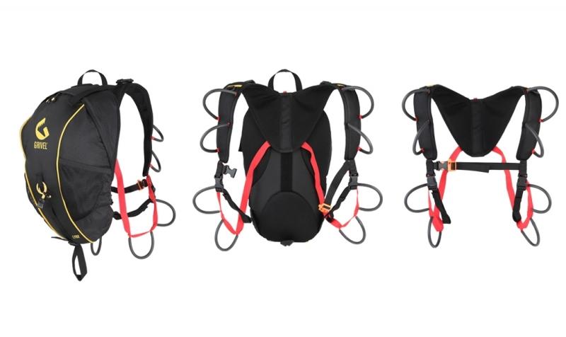 Batohy a tašky - Grivel Lynx 13