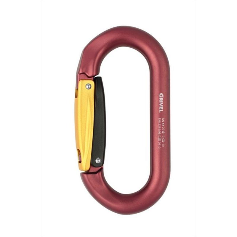 Lezecké vybavení - Grivel K9G Sym Twin Gate