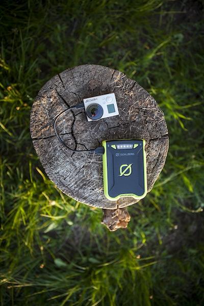 Turistické vybavení - Goal Zero Venture 30 Solar Recharging Kit