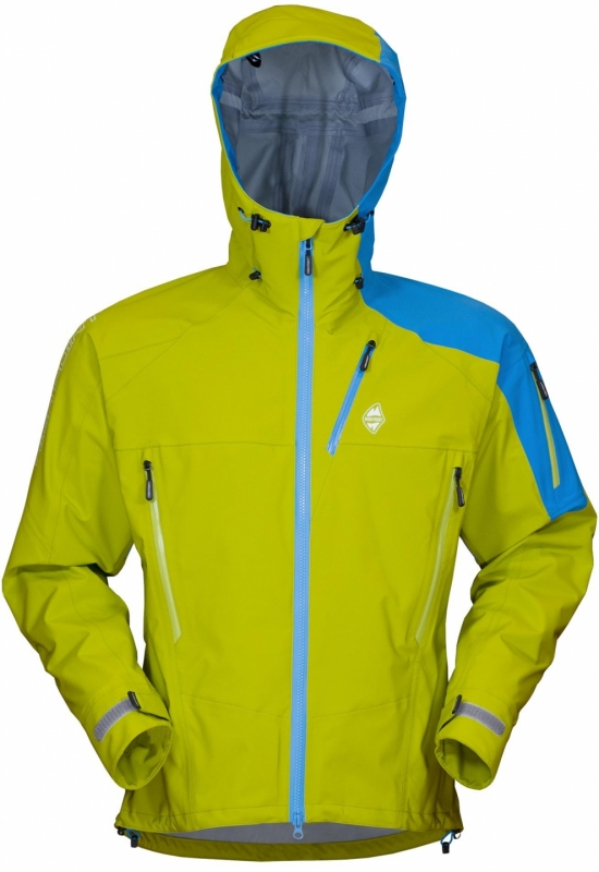High Point Spider Jacket - Yellow M