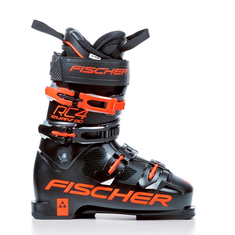 Sjezdové lyžování - Fischer RC4 CURV 130 2017/18