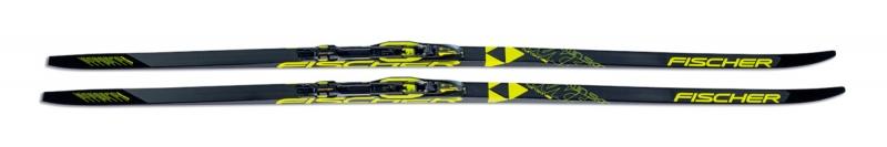 Běžecké lyžování - Fischer TWIN SKIN RACE MEDIUM/STIFF IFP 2017/18