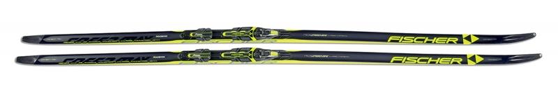 Běžecké lyžování - Fischer SPEEDMAX CLASSIC C-SPECIAL MEDIUM + vázání XCELERATOR 2.0 CLASSIC 2016