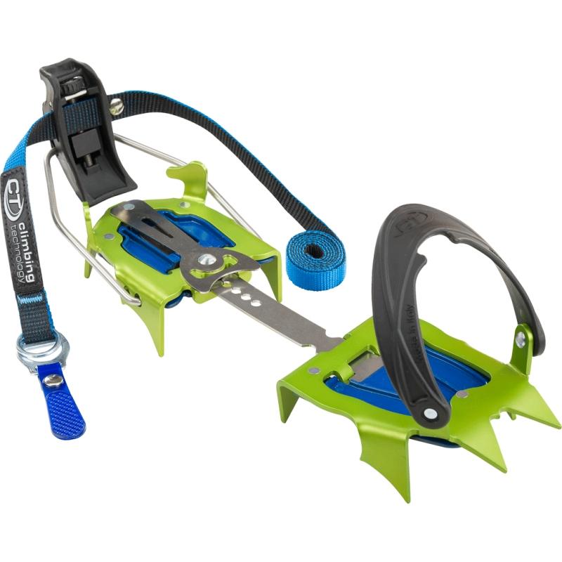 Horolezecké vybavení - Climbing Technology SNOW FLEX SEMI 10p