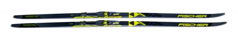 Běžecké lyžování - Fischer SPEEDMAX CLASSIC 812 PLUS MEDIUM (bez vázání) 2018/19