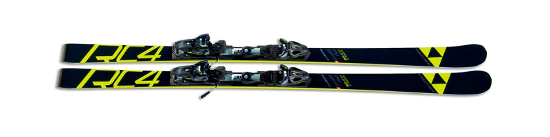 Sjezdové lyžování - Fischer RC4 WORLDCUP GS JR. CURV BOOSTER (pouze lyže) 2018/19
