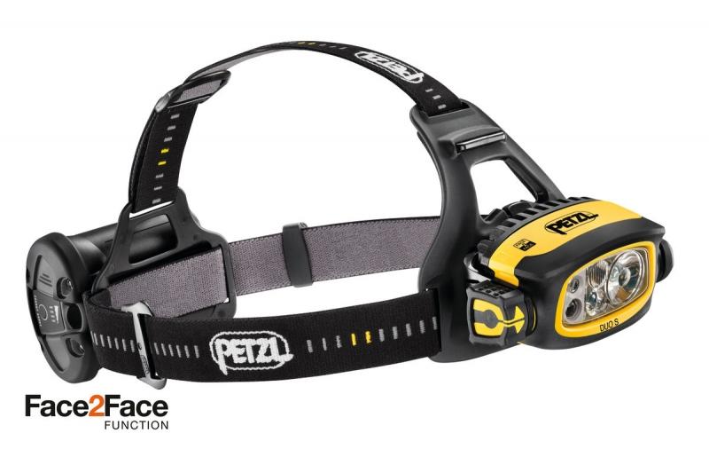 Turistické vybavení - PETZL Duo S