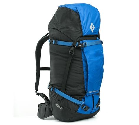 Batohy a tašky - Black Diamond MISSION 35 litrů