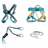 Rock Empire Ferrata Twist Set