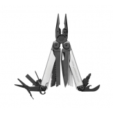 Leatherman WAVE PLUS black/silver
