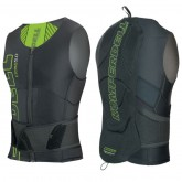 Komperdell PROTECTOR VEST WITH BELT CROSS MEN