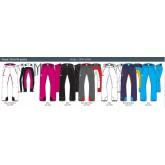 Lyžařské kalhoty Halti TEAM 2014 W