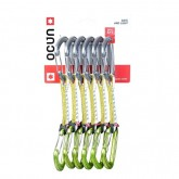 Ocún Hawk QD Wire DYN 11 - Pack 5+1